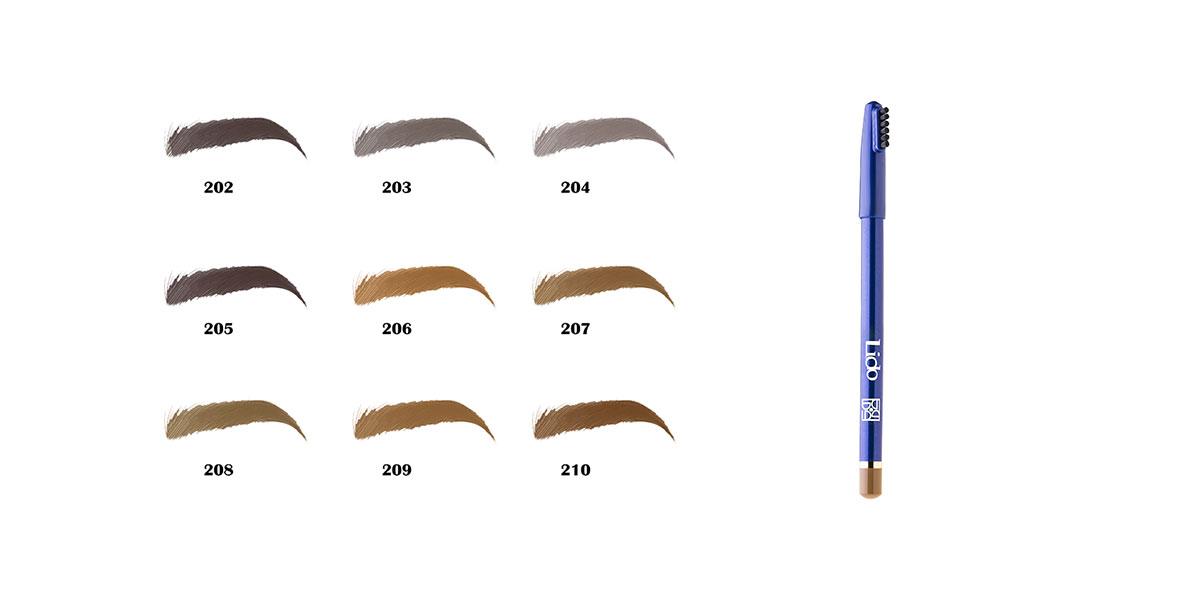 Lido Eyebrow Pencil