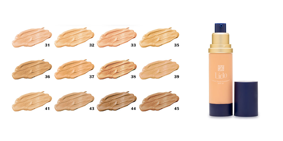 Lido Perfect Touch Foundation
