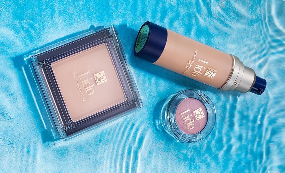 Lido face makeup products
